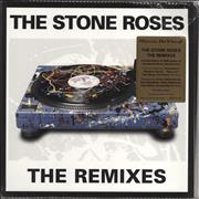 Click here for more info about 'The Stone Roses - The Remixes - 180 Gram Red Swirl Vinyl'