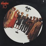 Click here for more info about 'The Stranglers - 10 Ten - Sealed Die-cut sleeve'