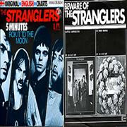 Click here for more info about 'The Stranglers - 5 Minutes'
