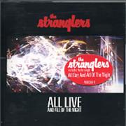 Click here for more info about 'The Stranglers - All Live And All Of The Night'