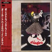 The Stranglers All Twelve Inc Mixes Japan CD album