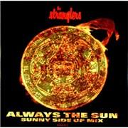 The Stranglers Always The Sun - 3-track UK CD single
