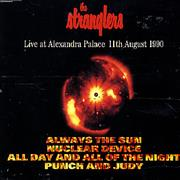 The Stranglers Always The Sun - Live At Alexandra Palace UK CD single