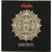 """The Stranglers Always The Sun UK 7"""" vinyl"""