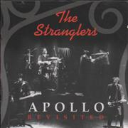 The Stranglers Apollo Revisited UK CD album