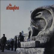 The Stranglers Aural Sculpture UK vinyl LP