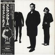 The Stranglers Black & White Japan vinyl LP