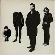 The Stranglers Black And White Germany vinyl LP