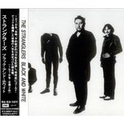 The Stranglers Black And White Japan CD album