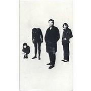 The Stranglers Black And White UK cassette album