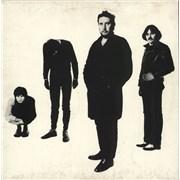 The Stranglers Black And White UK vinyl LP