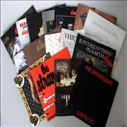 The Stranglers Collection of 16 x 7