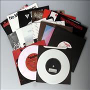 The Stranglers Collection of 17 x 7