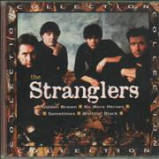 The Stranglers Collection Netherlands CD album