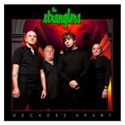 The Stranglers Decades Apart UK 2-CD album set