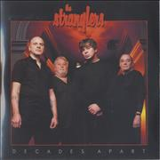 The Stranglers Decades Apart UK 2-CD album set Promo