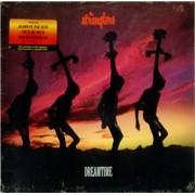The Stranglers Dreamtime - Sealed Canada vinyl LP