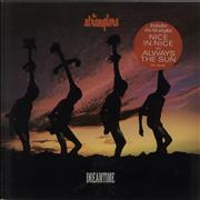The Stranglers Dreamtime UK vinyl LP