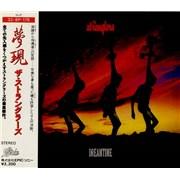 The Stranglers Dreamtime Japan CD album