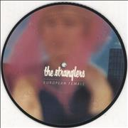"The Stranglers European Female UK 7"" picture disc"