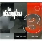 The Stranglers Feline / Aural Sculpture / Dreamtime - Sealed UK box set
