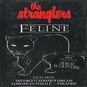 The Stranglers Feline UK cassette album
