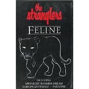 The Stranglers Feline France cassette album