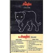 The Stranglers Feline Canada cassette album