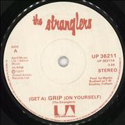 Click here for more info about 'The Stranglers - (Get A) Grip (On Yourself) - Solid'