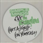 Click here for more info about 'The Stranglers - (Get A) Grip (On Yourself)'