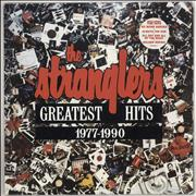 Click here for more info about 'The Stranglers - Greatest Hits 1977-1990 - Stickered'