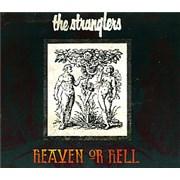 The Stranglers Heaven Or Hell - Part 1 & 2 UK 2-CD single set