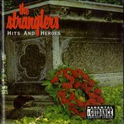 The Stranglers Hits And Heroes UK 2-CD album set