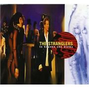The Stranglers In Heaven She Walks UK CD single