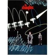 The Stranglers Japan Tour 1979 Japan tour programme