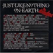 "The Stranglers Just Like Nothing On Earth UK 7"" vinyl"
