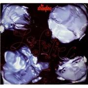 The Stranglers La Folie UK vinyl LP