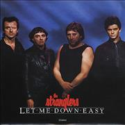 "The Stranglers Let Me Down Easy UK 12"" vinyl"