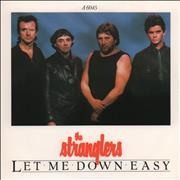 Click here for more info about 'The Stranglers - Let Me Down Easy'