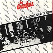 "The Stranglers Let Me Introduce You To The Family UK 7"" vinyl"
