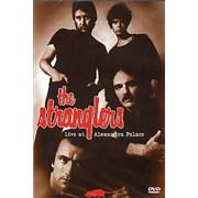 The Stranglers Live At Alexandra Palace UK DVD