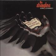 Click here for more info about 'The Stranglers - Live (X Cert) - Laminated & Picture Labels'