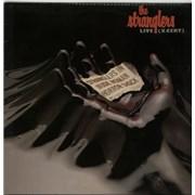 The Stranglers Live [X Cert] UK vinyl LP