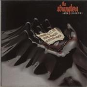 The Stranglers Live [X Cert] UK vinyl LP