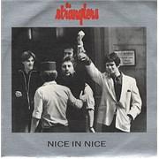 """The Stranglers Nice In Nice Spain 7"""" vinyl"""