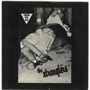 "The Stranglers Nice 'n Sleazy - 4prong + Sleeve UK 7"" vinyl"