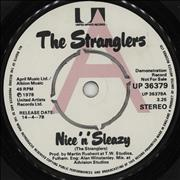 Click here for more info about 'The Stranglers - Nice 'n' Sleazy'