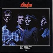 """The Stranglers No Mercy UK 7"""" vinyl"""