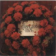 The Stranglers No More Heroes - 1st - EX UK vinyl LP