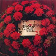 The Stranglers No More Heroes - French Pressing UK vinyl LP